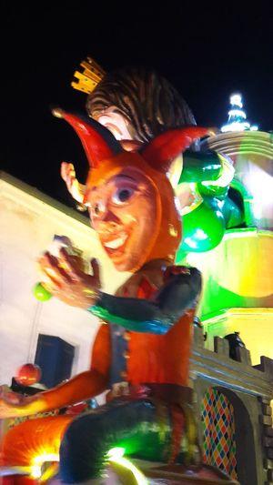 Jolly mask Multi Colored Fun Celebration