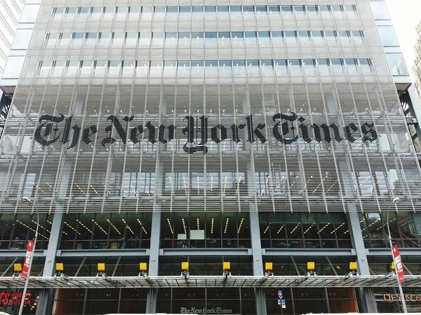 New York The New York Times