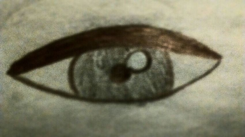 Eye Drawing Borde Graphite Nice Check This Out Drawn By Me
