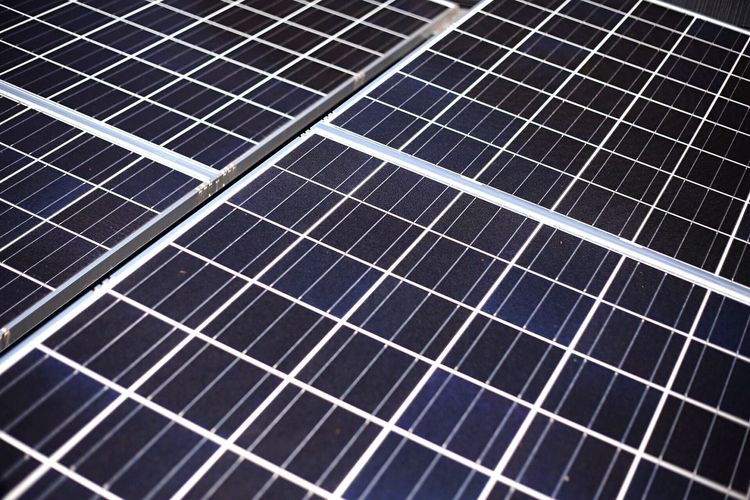 Solar Panel Solar Energy Fuel And Power Generation Alternative Energy Environmental Conservation Electricity  Environmental Issues Sun Technology Solar Equipment Full Frame Backgrounds Solar Power Station Nature No People Day