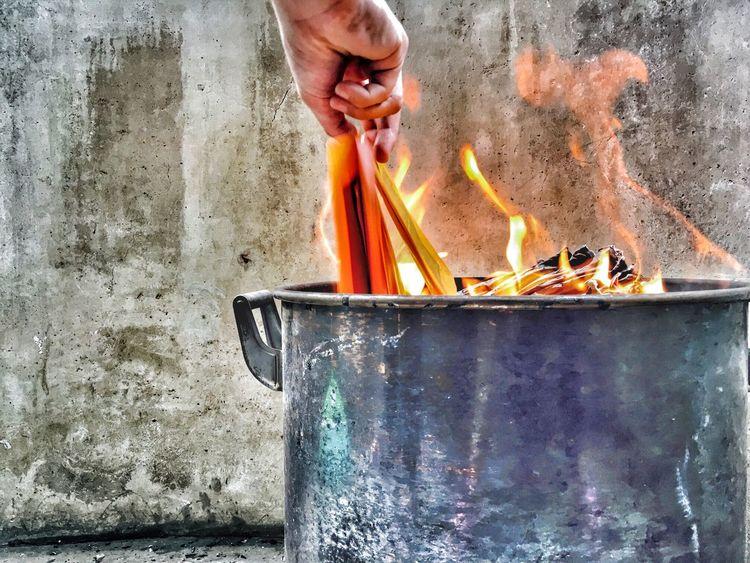 Things I Like Qingming Fire