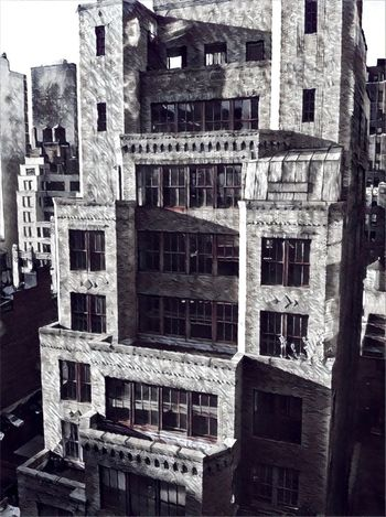NYC Window Architecture Building Exterior Built Structure Construction Building Urban Scenery Architectural Style Construction Site Exterior Historic