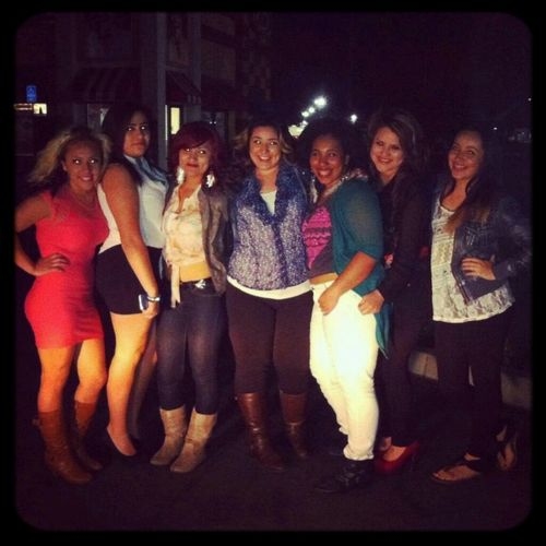 A Night Out With The Girls