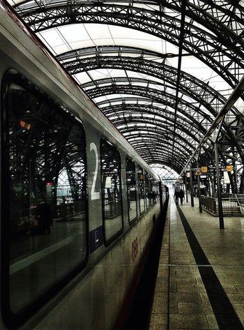 Public Transportation Mission Prague Architecture