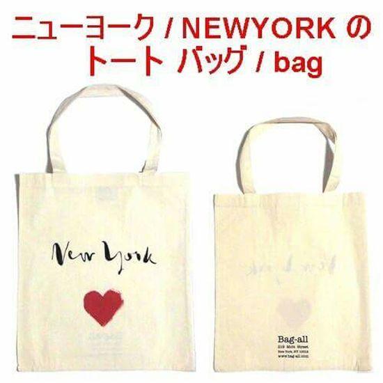 セレクトショップレトワールボーテ アクセサリー ラブニューヨーク ラブ エコトート トートバッグ エコバッグ Bag バッグ ニューヨーク