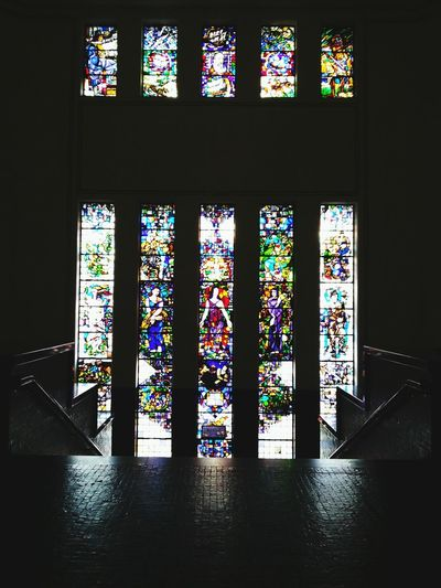 Stainned glass First Eyeem Photo