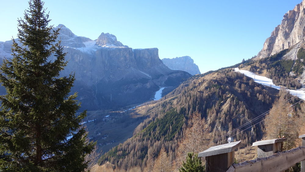 Alps Amazing Amazing View Autumn Colors Beautiful Beauty In Nature Exploring Exploring New Ground Eye4photography  EyeEm Nature Lover Italy Italy❤️ Mountain Mountain Range Nature No Snow  Selva Di Valgardena Ski Holiday Taking Photos Taking Pictures Travel Destinations Traveling Vacation Time Vacations Winter