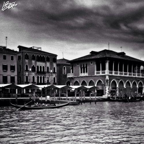 Venezia IPhoneography Blackandwhite Streetphotography