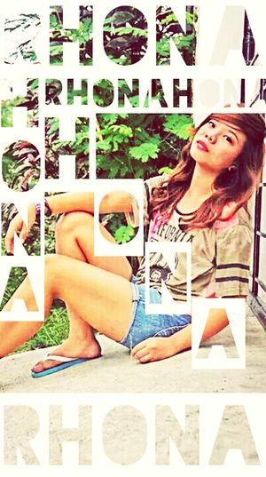 Rhona 17 taking a BSN @phinmaUPang Chixspoted Feeling Model