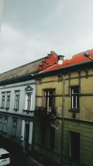 Building Exterior Architecture Window House Built Structure Residential Building No People Outdoors Sky Day Hungarian RainyDay Rainy Days Indoors  Close-up City Miskolc Alone Time Depressed