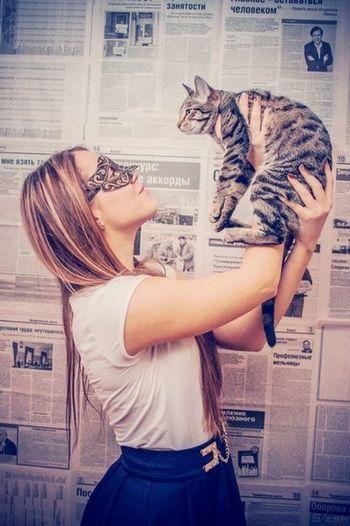 маскишоу Show Cat Girl