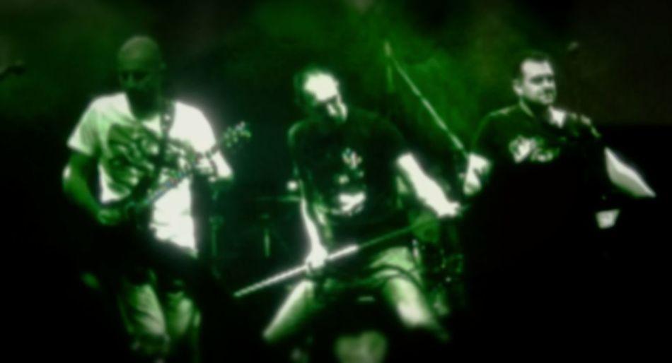 Cuori Infranti Music Concert Rock&Roll! Rock Friendship Defocused Shadow Men Silhouette Spooky Green Color Rock Group Rock Musician Singer
