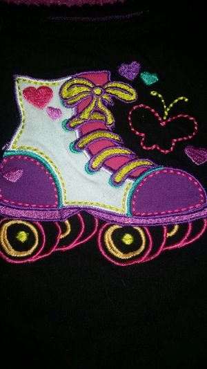 saying goodbye to one of our favorite shirts. Rollerdisco *plays taps*