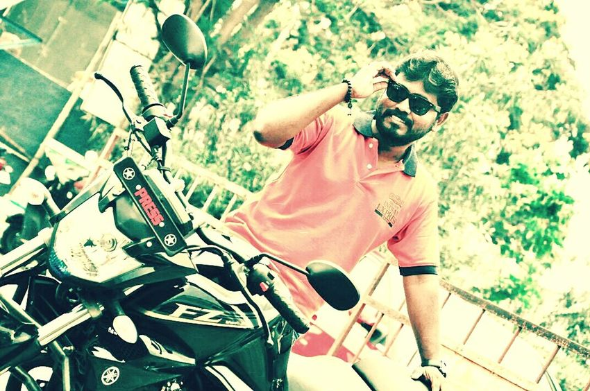 Coimbatore Taking Photos Bike Coolguy That's Me
