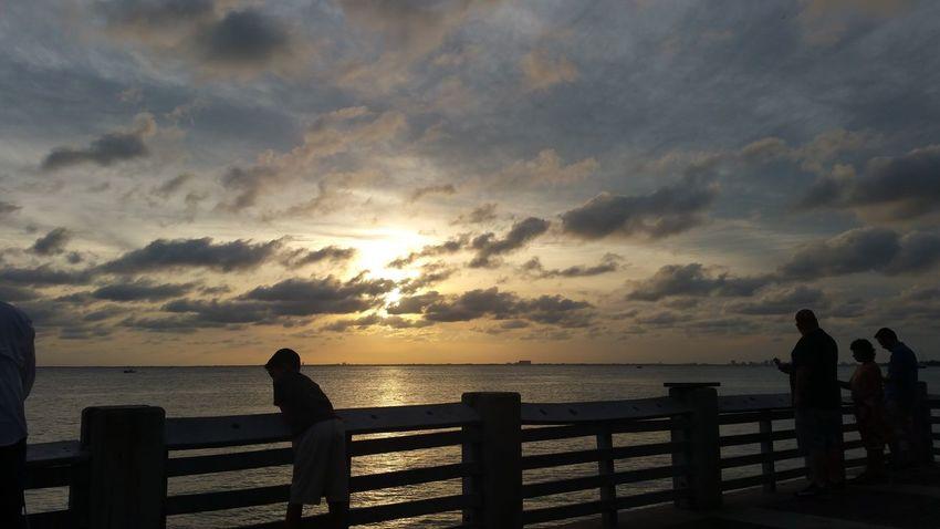 Beach Beautiful Ocean❤ Ocean View Ocean Photography Sunset Miami South Florida Sea And Sky Seascape Seaside Sea Sea_collection Hidden Gems