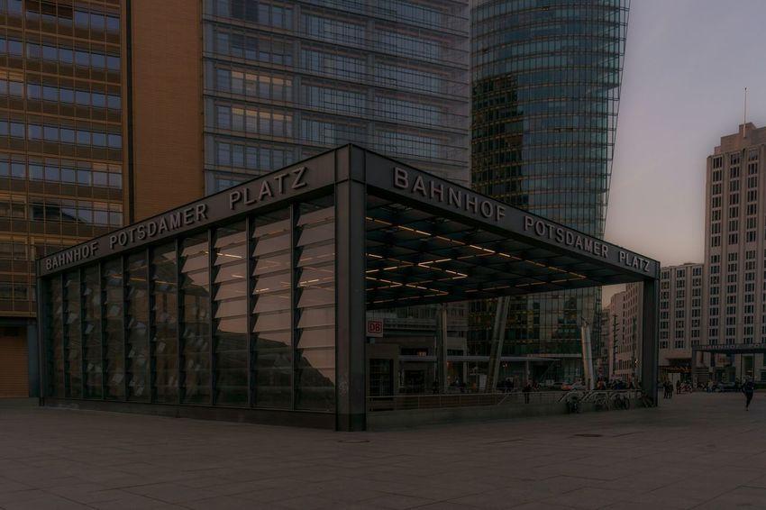 Architecture_collection Eye4photography  EyeEm Best Shots - Architecture EyeEm Best Shots Hdr_Collection Potzdamer Platz (Edit: Lightroom)