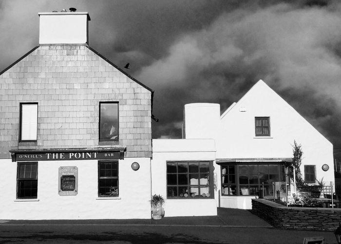 O'Neills Building Exterior