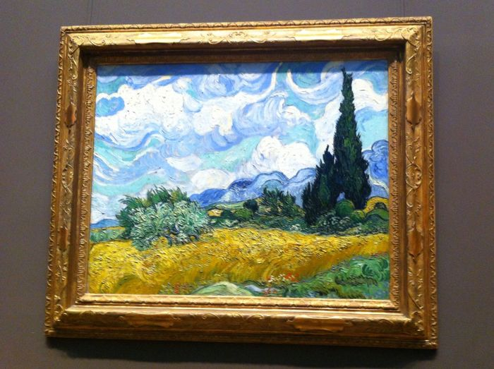 Van Gogh Art Metropolitan New York