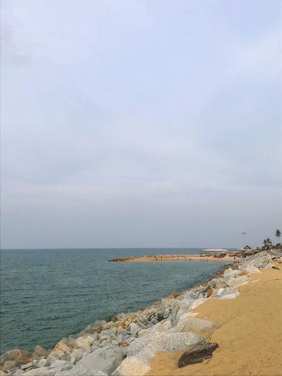 Beach Malaysian