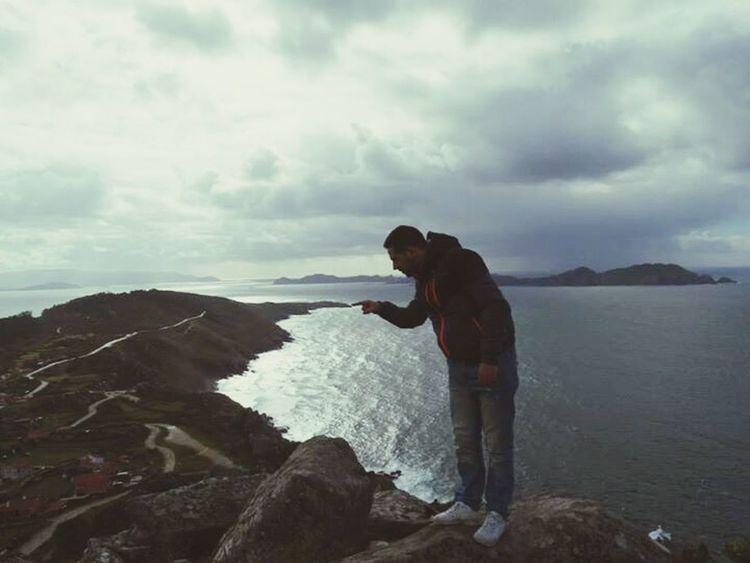 Monte do facho, Taking Photos Vigo, Galicia (España) #vigo #galicia #pontevedra #spain #españa Creación