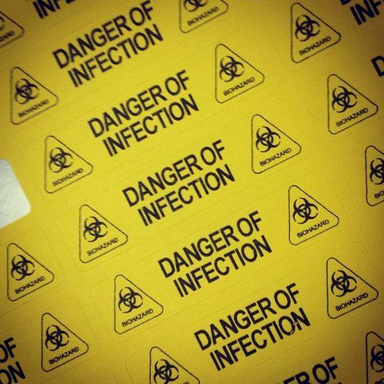 Hospital Zombies  28dayslater CF cysticfibrosis cflife leeds seacroft