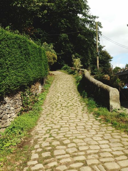 Check This Out It's true! The countryside is a load of cobbles