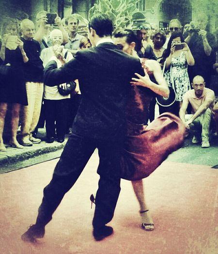 Tango Tango Streetdancing Tango Time