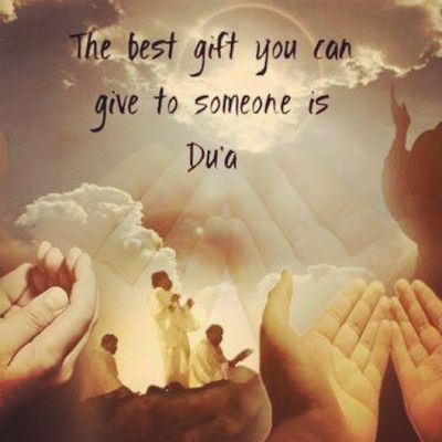 Dua is the best gift but sill I sometimes want other. Sua Ramzan Gift