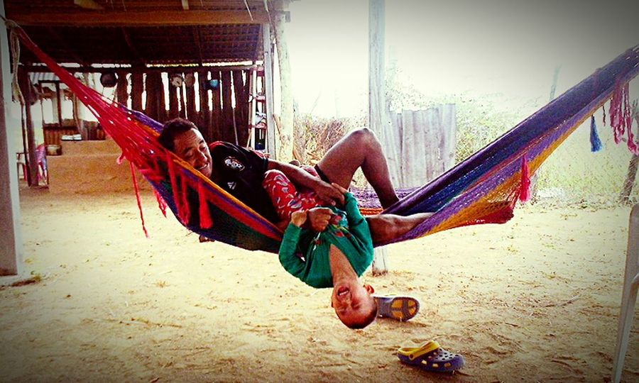 Vacaciones Playa Hamaca