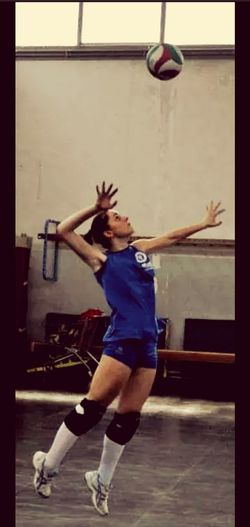 Some Years Ago Volleyball My Sport My Love❤ Never Give Up 💪