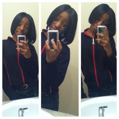 Got my hair did