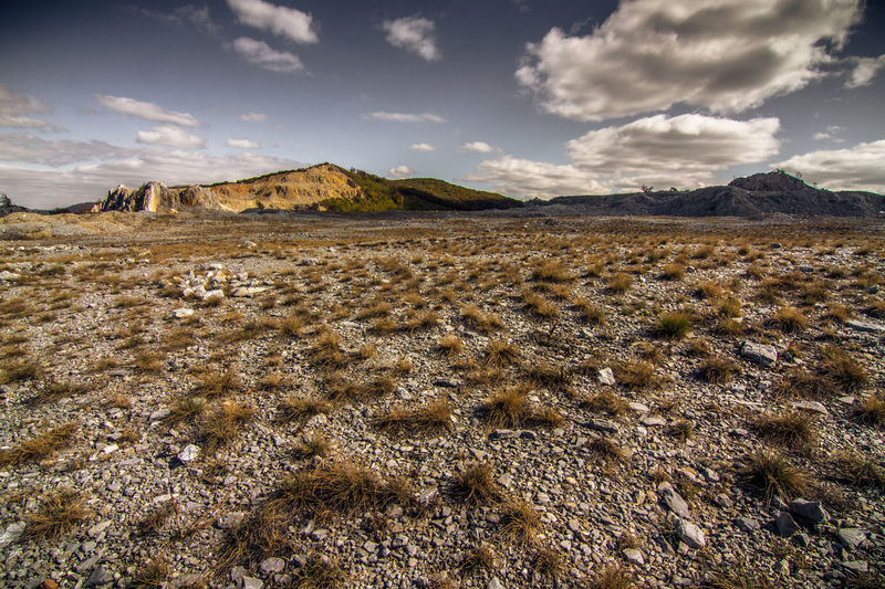 Arid Climate Beauty In Nature Bükk National Park Cloud - Sky Day Hungary Landscape Mountain Mountain Range Nature No People Non-urban Scene Outdoors Physical Geography Scenics Sky Tranquil Scene Tranquility Water