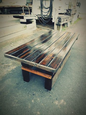 Coffeetable Pallets Reclaimed Woodworking Craftsman Art Wood Working Hobbies Textures An Eye For It