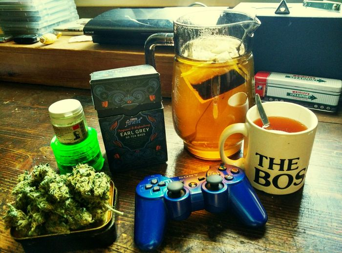Hi! Relaxing Earlygreyeveryday 420 Ill Chill Ps3 Gooddeal