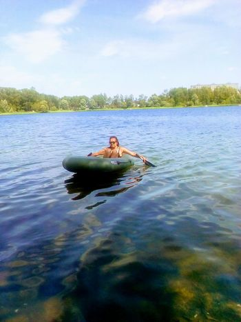 лодка купание отдых 😊✌️ пляж светлоярскоеозеро озеро озеро светлоярское