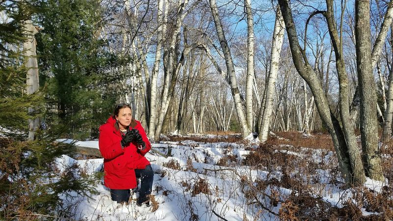 Fun in the snow today! Taking Photos Of People Taking Photos White Birch Quehanna Forest Streamzoofamily