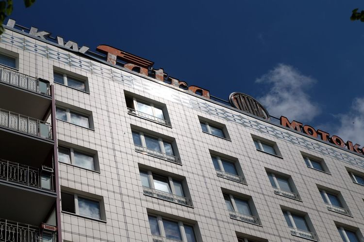 EyeEm Selects Architecture Window Building Exterior Built Structure Low Angle View City Outdoors Day No People Residential  Sky Tatra Berlin