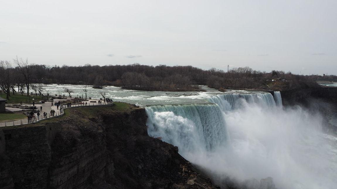 Beauty In Nature Day Nature Niagara Falls Niagara Falls NY Outdoors Power In Nature River Scenics Water Waterfall