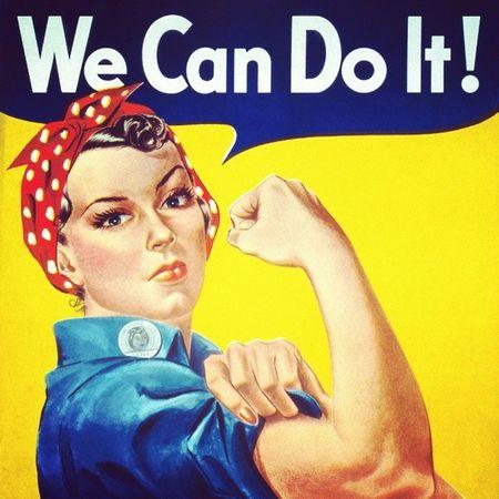 Wecandoit We Can Do It
