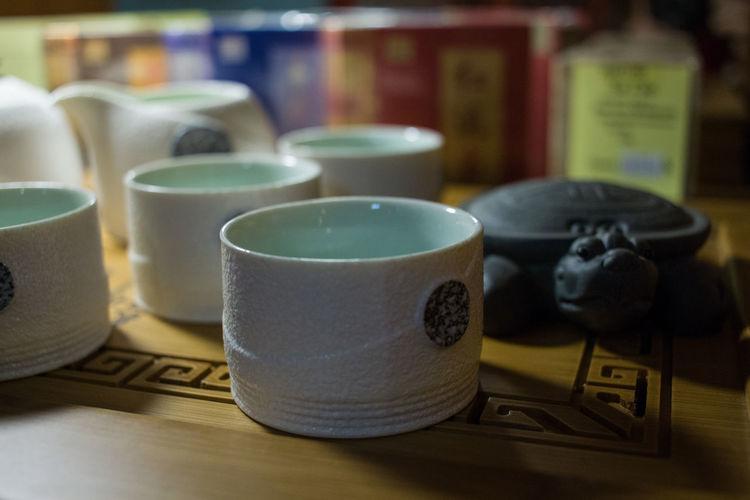 Close up of tea