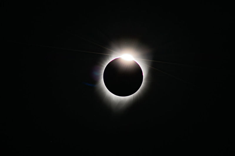 Captured during the Great American Eclipse 2017 near Salem, OR. Breathtaking Once In A Lifetime Oregon Solar Eclipse 2017 Astronomy Awe Inspiring Beauty In Nature Diamond Ring Diamond Ring Effect Great American Eclipse Outdoors Sky Solar Eclipse Sun Total Solar Eclipse First Eyeem Photo