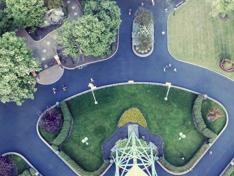 From the Top of Kings Island's Eiffel Tower, a A Bird's Eye View. Amusment Park Paramount  Cinncinati Hello World From My Point Of View Vacation Amusementpark Memories Landscape Eye4photography  Outdoors Landscapes Beautiful Photography Check This Out Flying High Flying High Art Is Everywhere Been There.