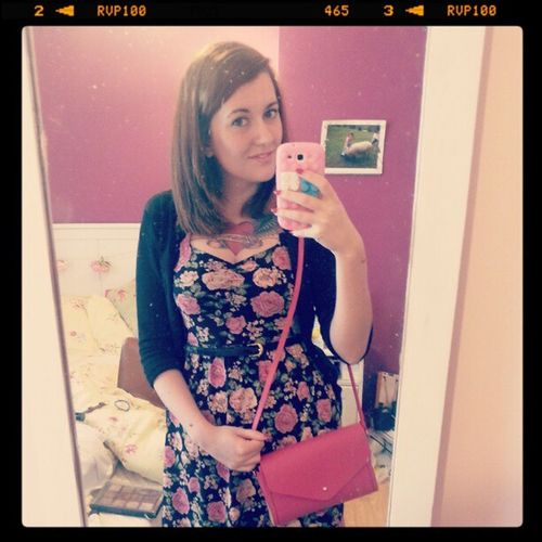 Ready for the day Outfit Ootd Instaclothes Zara Forever21 Selfie Flowery Girl Tattoo Summer