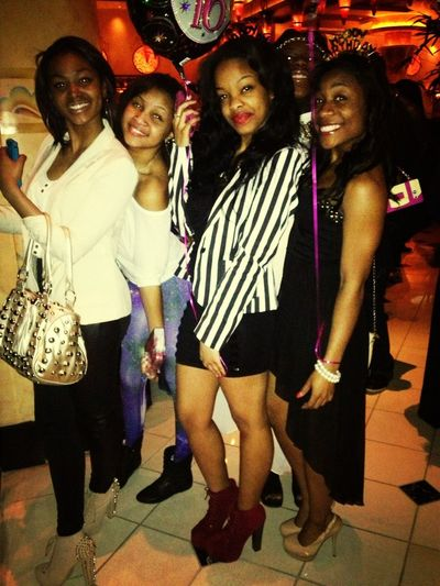 This My Favorite Picture With Them, My Sisters ☺