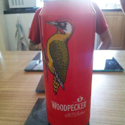 I've strangely got addicted to this! Cidre Cider Woodpecker Instaliqour alcohol