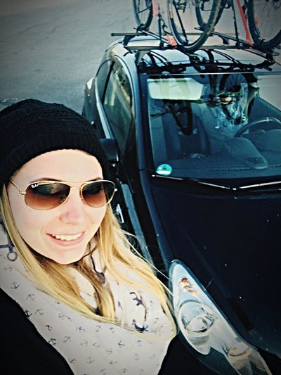Me&my opc Sunglasses One Person Transportation Mode Of Transport One Woman Only Young Adult Only Women One Young Woman Only Adult Adults Only Day Young Women Smiling People Outdoors Close-up Opel Corsa D OPC Hamburg