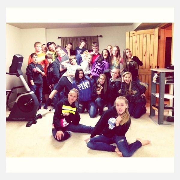 Trenton's party