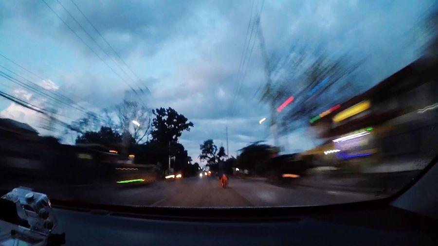 High Speed Photography Road Roadtrip Hyperlapse Speed Colors Night Speed Lights