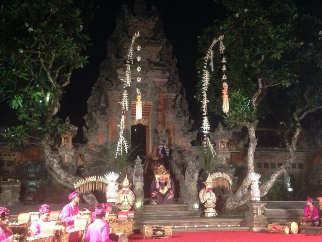 What Does Music Look Like To You? Balinese Dancing Bali Culture