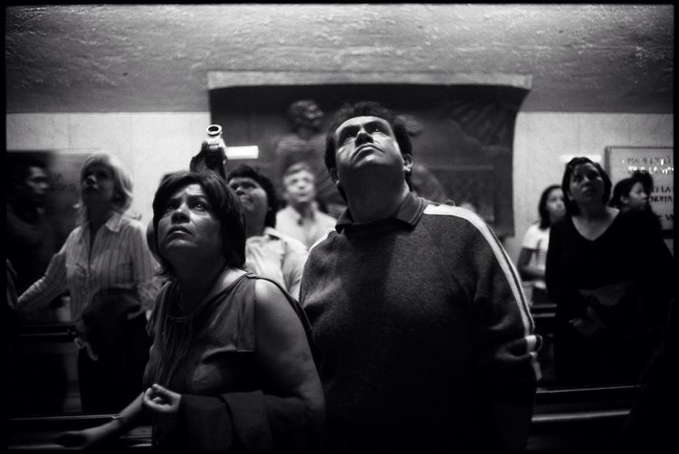 Church of the Guadalupe The Explorer - 2014 EyeEm Awards Black And White The Street Photographer - 2014 EyeEm Awards Street Photography